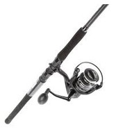 Penn fishing Penn Pursuit softbait combo 702 rod with penn pursuit 3000 reel Incl braid