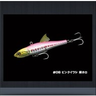 Little Jack lures Little Jack Forma Adict, #06, pink Iwsahi vertical hollow 78mm 22g