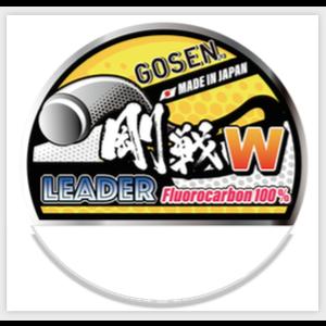 Gosen fishing line GOSEN W LeaderFC Fluorocarbon  30m 0.78 80lb