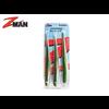 Z-Man heroz 10 inch Sexy Mullet