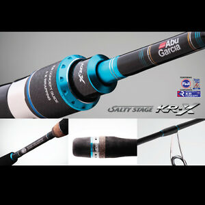 Abu fishing Abu Salty Stage SSKRXLC-S 702M 4-8KG spin rod