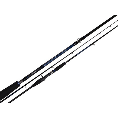 Daiwa Rod Blue Backer LJ 602MB overhead