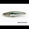 Little Jack lures Little Jack Forma HEADS 105mm/52g  #03 OLIVE stick bait