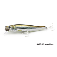 Little Jack lures Little Jack forma gloss Konoshiro  #3 125mm floating