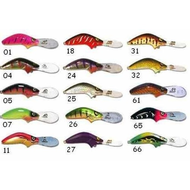 Halco lures Halco poltergeist 50 diving lure rainbow R3