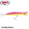 Halco lures Halco Haymaker Roosta Popper 195 R1 pink yellow