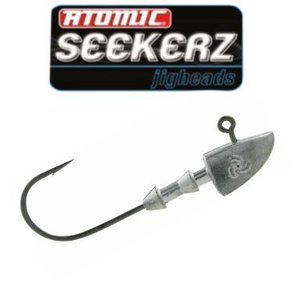 Atomic Atomic Seekerz Jig heads Heavy #4/0 3/4oz