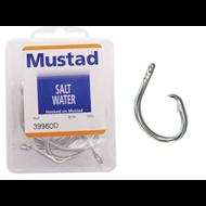 Mustad hooks Mustad 39960D circle hook 14/0 BULK 100pk