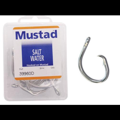 Mustad hooks Mustad 39960D circle hook 12/0 10pk
