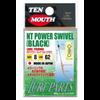 Ten Mouth Power swivel  TM4 103lb size 6