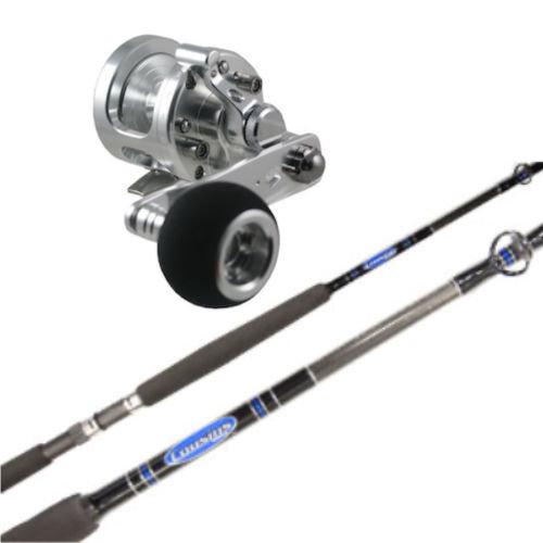 Fishing Rods & fishing reels