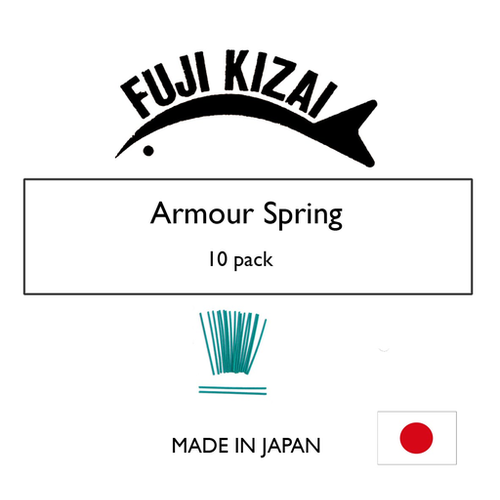 Fuji Kizai Armour spring 1.8mm 100pk