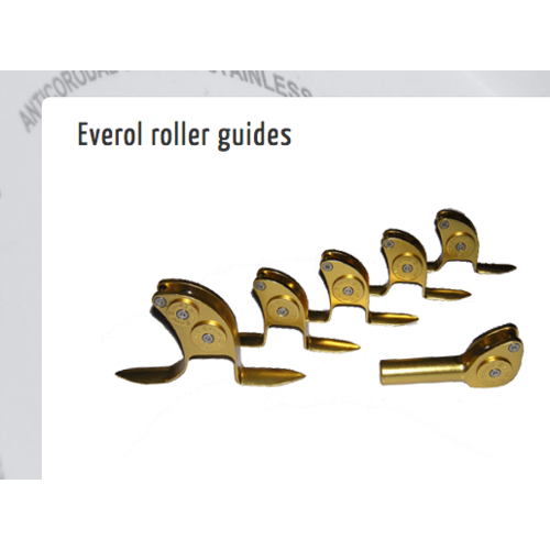 Everol reels Everol roller guides 30-50-80lb set
