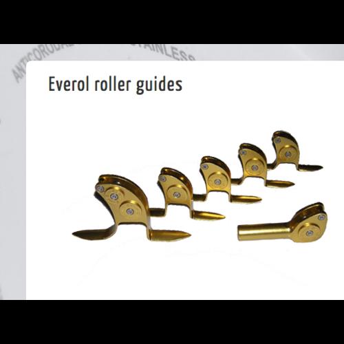 Everol reels Everol roller guides 30-50-80lb set