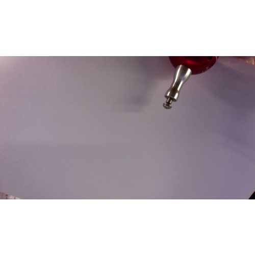 Power Jig Power Jig round knob- Post red Upgrade jigging handle spin