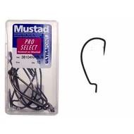 Mustad hooks Mustad Powerbite 38104 NPBLN softbait hook 6/0 hooks 15pk