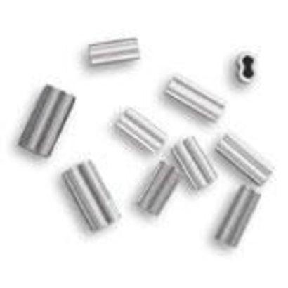 3.5 alloy double crimp 1000-1500lb mono 50pk