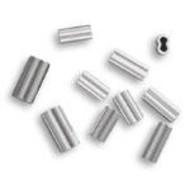 3.3 alloy double crimp 800-1000lb mono 50pk