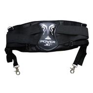 Power Jig Power Jig fighting belt back support belt