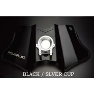 Power Jig Power Jig Fighting Gimbal belt & harness black carbon