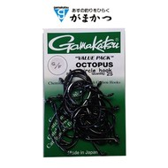 Gamakatsu hooks Gamakatsu circle hook black value pack 25pk