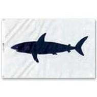 Taylor Catch Flag Shark 12x18