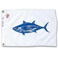 Taylor Catch Flag Tuna 12x18