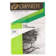 Owner hooks Owner SSW needle point octopus hook 5/0 pro pack 22pk
