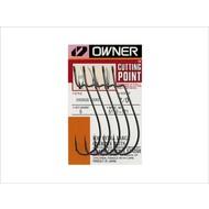 Owner hooks Owner 11/0 5110-211 Oversize Worm hooks 4pk