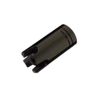 Aluminum Gimbal black ID 23.8MM L 57MM