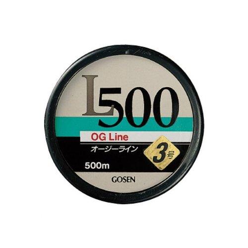 Gosen fishing line Gosen OG monofilament line 500m 20lb 5