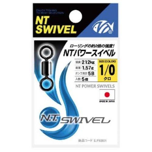 NT Swivel Ten Mouth NT Power swivels 348B 89kg 4