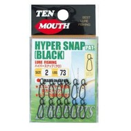 NT Swivel Ten Mouth Ten Mouth Hyper snap TM2 73lb size 2