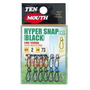 NT Swivel Ten Mouth Ten Mouth Hyper snap TM2 73lb size 2