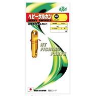 NT Swivel Ten Mouth NT heavy wind-on swivel 250P 3mm black