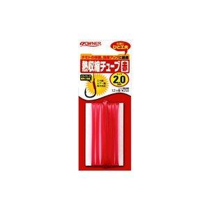 Owner hooks Owner Heat shrink tube 7mm .9m