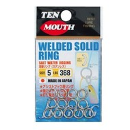 NT Swivel Ten Mouth Ten Mouth welded solid ring TM9 200kg size 6