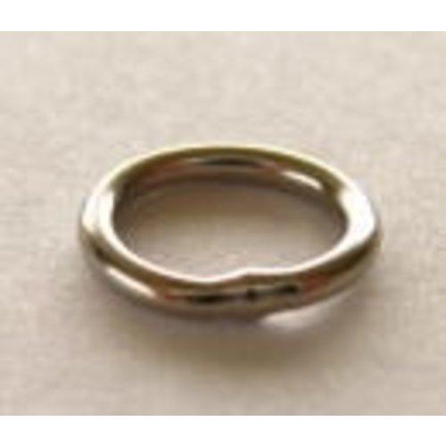NT Swivel Ten Mouth Ten Mouth welded solid ring TM27 83kg size 3
