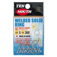 NT Swivel Ten Mouth Ten Mouth welded solid ring TM9 730lb size 7