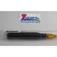 Zuker Trolling lure ZG14 black Purple