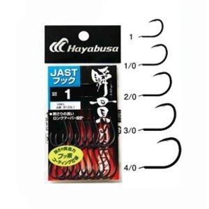 Hayabusa fishing Hayabusa Shunkan jast hook B133L1-2/0