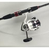 Daiwa fishing Daiwa Procatser 702LFS rod & Laguna 3000 2016 reel