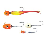 Berkley fishing Berkley Elevator Head 2oz orange 2pk