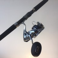 Hearty Rise rods Hearty Rise jig rise spin rod & Shimano Stradic 5000 reel