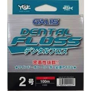 YGK Line YGK Dental floss 4G white