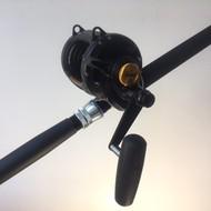 Shimano fishing Shimano Backbone LBG rod & Penn Squall 50VSW