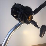 Shimano fishing Shimano Status 24kg bent butt rod & Penn Squall 5O VSW reel