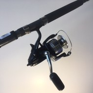 Shakespeare fishing Shakespeare Ugly stik 7' rod & Shimano baitrunner 12000OC