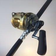 Shimano fishing Shimano Tiagra game rod & Shimano Tiagra 50W LRS reel