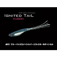Little Jack lures Little Jack Ignited tail fusion #01 38mm